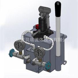PM25-2系列双向液压手动泵