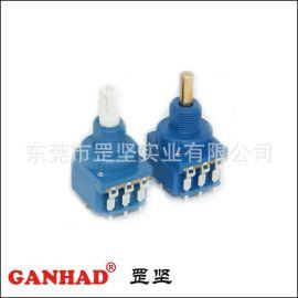 厂家供应带开关可调电位器调光开关按键功能10A电流按键可调电阻