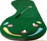 高尔夫室内推杆练习果岭毯