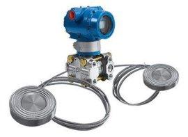 电容法兰式液位变送器