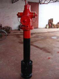 快开调压防冻防撞室外地上消火栓(SSKF150/65-1.6)
