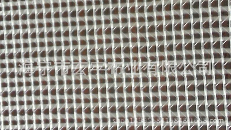 生產供應1000D高強透明防水布、透明網格布、機械防塵罩用布