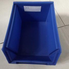 塑料零件箱, 蓝色塑料零件周转箱,塑料周转箱