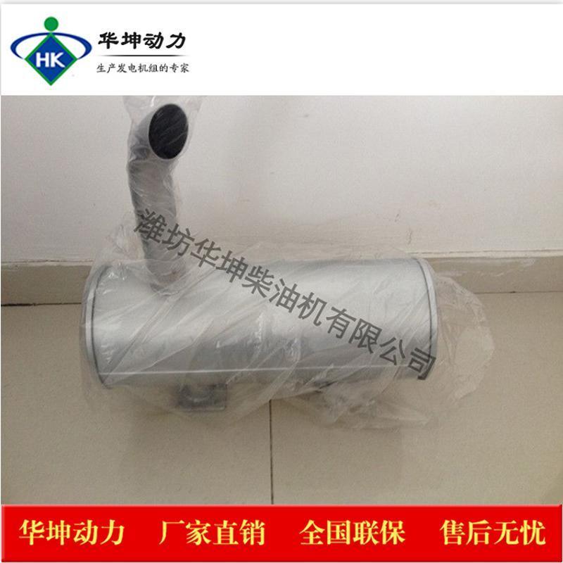 濰坊4100柴油配件 柴油發動機配件 儀表盤 排氣管消音器  手油泵