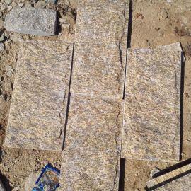 厂家批发 天然虎皮石 别墅外墙贴面 **外墙文化石 乱形虎皮石