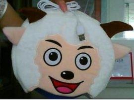 喜羊羊USB保暖鼠标垫