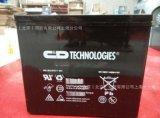 大力神(西恩迪)C&D12-54 LBT 12V54AH直流屏UPS/EPS电源蓄电池