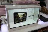 京東方32寸透明液晶屏鈑金外殼廣告整機
