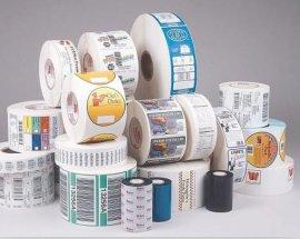 专业卷筒印刷不干胶标签贴纸卡通产品标签
