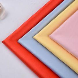 厂家直销羽绒服面料内衬绸布 里布300t涤塔夫面料涤纶服装口袋布