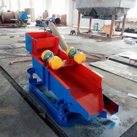 直线振动脱泥脱水筛  煤泥脱水筛厂家定做  高频振动脱水筛设备