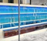 广州生猛海鲜鱼池定制 广州白云海鲜池定做哪里有