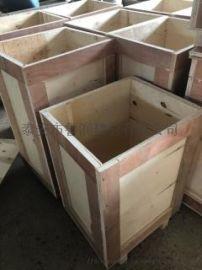 泰安出口包装木箱 新泰免熏蒸木箱包装