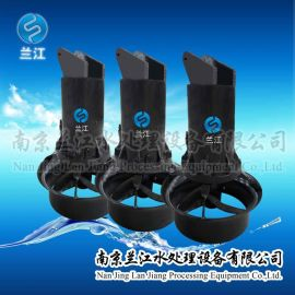 QJB3/8型不锈钢潜水搅拌机