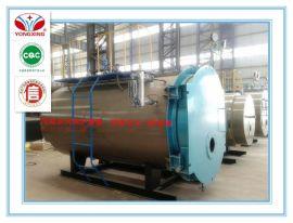 高新科技自动化燃油气蒸汽锅炉4吨6吨卧式系列