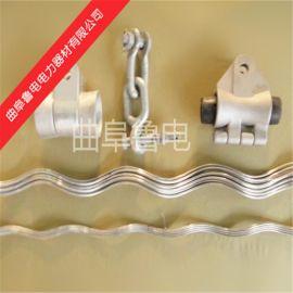 ADSS光缆用悬垂线夹 悬垂金具 内外绞丝 连接件
