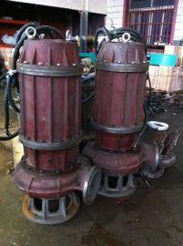 WQK丙洋带刀式潜污泵