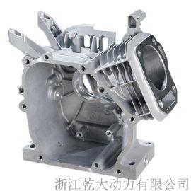 厂家直销168F/5.5P,GX160汽油机曲轴箱箱体品质保证铝合金压铸件