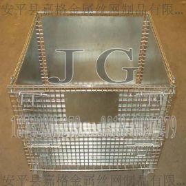 钢丝焊接笼子、钢丝储物笼子