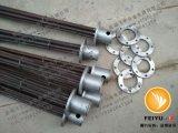 反應釜法蘭不鏽鋼304加熱管