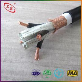 煤矿用控制电缆MKVVRP 450/750V 4x2.5 安标认证 品质保证 煤矿用聚氯乙烯绝缘聚氯乙烯护套编织屏蔽软电缆