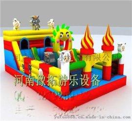 2016充气蹦床 扬州充气蹦床
