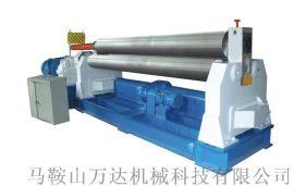 优惠供应W11-8X2500机械对称式三辊卷板机