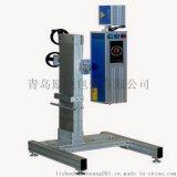 电池喷码机蓄电池锂电池激光喷码机