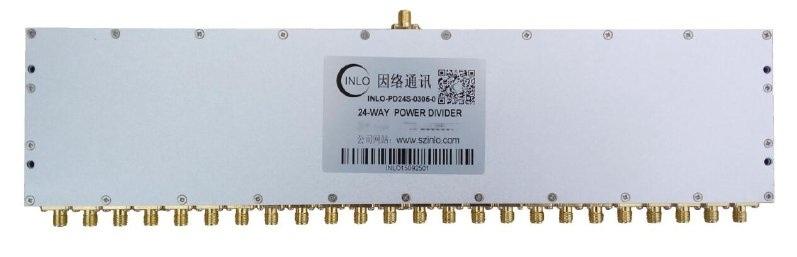300-500MHz一分二十四有源功分器