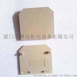 德国魏德米勒端板AP SAK4-10接线端子附件