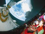 多媒体天文系统 数字天象仪球幕影院系统