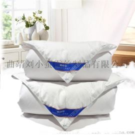 刘小蚕蚕丝被100%桑蚕丝子母被手工定制