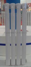 供应UR1001-350双金属压铸铝暖气片散热片厂家直销