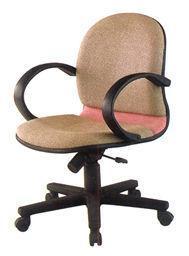 扶手转椅(G952-100S)
