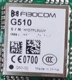 廣和通G510無線GSM通信模組