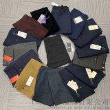 20年專櫃品牌男裝短袖韓版貨源打包走份批發實體貨源