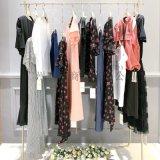 杭州一线品牌折扣女装朗斯莉时尚夏装尾货货源
