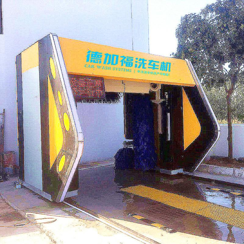 龍門洗車機 無人洗車機 智慧洗車機