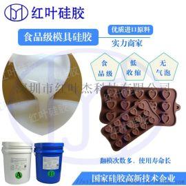 糖艺糖果模具硅胶 食品液体硅胶厂家