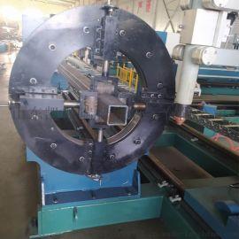 全自动送料切管机 钢管相贯线切割机