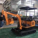 可换抓木器的小型挖掘机 勾机市场 六九重工 挖掘机