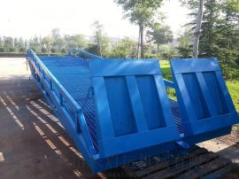 移动登车桥月台调节板货车装卸设备安庆市销售厂家