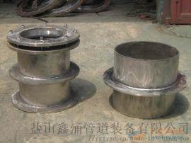04FS02柔性密闭套管|加长型柔性防水套管