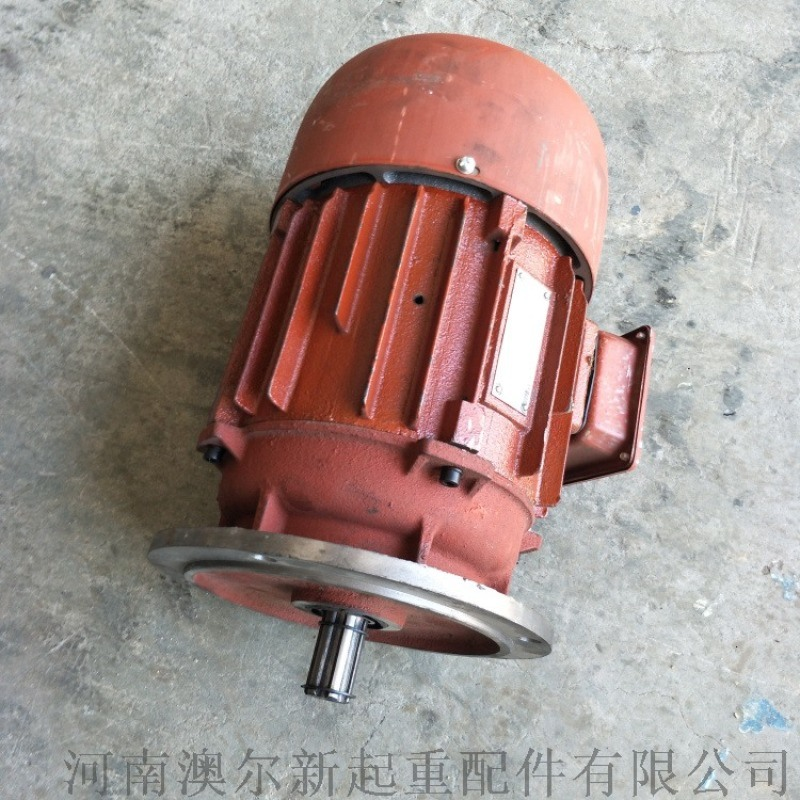 ZDY121-4大盤電機 葫蘆跑車運行電機