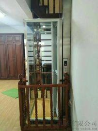 垂直升降梯手动液压电梯南开区销售家庭电梯