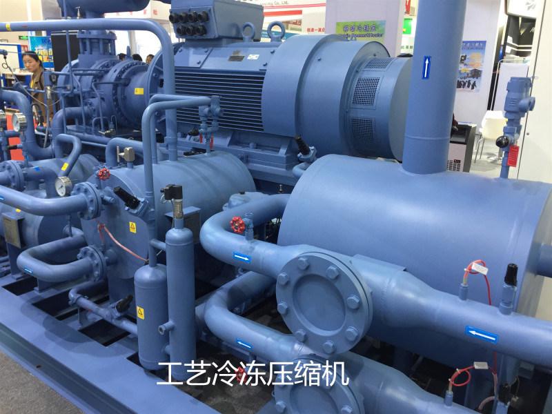 丙烯制冷机组、丙烷压缩机