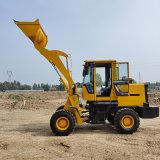 工地上用1立方-920小型铲车-卸载高度3.2米