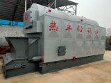 百色1噸生物質鍋爐蒸汽發生器打造行業標準@熱豐鍋爐
