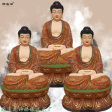 三世佛佛像 三宝佛 菩萨佛像厂家十八罗汉尊者