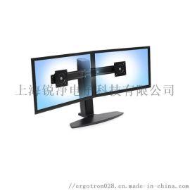 爱格升33-396-085双显示器支架台式